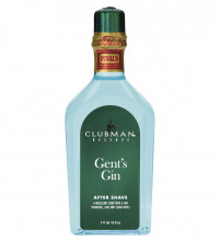 Clubman - Лосьон после бритья After Shave Gent's Gin 177мл